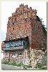 Barciany - skrzydło zamku krzyżackiego