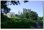 Bobolice (woj. śląskie) - ruiny zamku