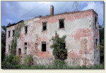 Bobrzany - ruiny
