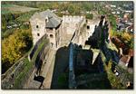 Bolków - zamek z wieży