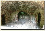Breń (Podborze) - piwnice zamku lub dworu
