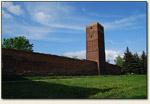 Byczyna - wieża i mury