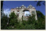 Chocianowiec - ruiny zamku