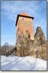 Chudów - wieża