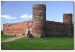 Ciechanów - ruiny zamku