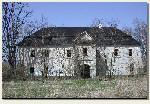 Czaniec - przebudowany dwór obronny
