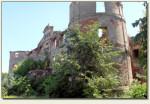 Czernina - ruiny