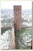 Czersk - wieża