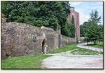 Dzierżoniów - mury miejskie