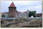 Gdańsk - baszta Łabędź