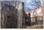 Głębowice - ruiny pałacu