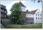 Gliwice - zamek z muzeum