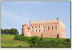 Golub-Dobrzyń - zamek