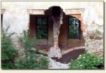 Gorzanów - zrujnowane wnętrze