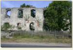 Gościszów - ruiny kościoła ewangelickiego