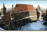 Grodziec (woj. dolnośląskie) - zamek z lotu ptaka
