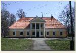 Kobiernice - szkoła w dworze
