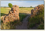 Koło - mury