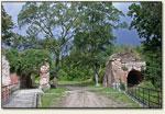 Kostrzyn - brama fortu