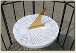 Kozłówka - zegar słoneczny