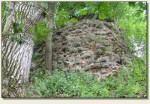 Krępcewo - mury