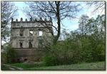 Krupe - wejście do zamku