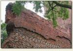 Kruszwica - mury