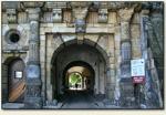 Legnica - wejście do zamku
