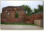 Lidzbark Warmiński - mury