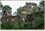 Lipa - ruiny