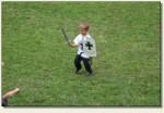 Malbork - mały rycerzyk