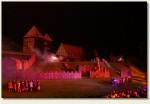 Malbork - bitwa nocna