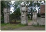 Modła - brama wjazdowa