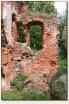 Nowy Jasiniec - mury