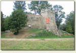 Nowy Sącz - Baszta Kowalska i mury