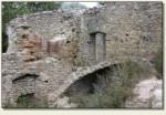 Nowy Sącz - mury zamku