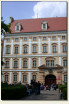 Oława - odbudowany zamek