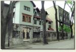 Olkusz - mur przy domu parafialnym
