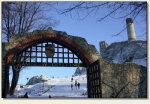 Olsztyn (woj. śląskie) - brama wejściowa