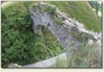 Ossolin - łuk widziany z góry