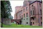 Pęzino - zamek