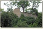 Podgrodzie - mury