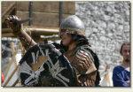 Podzamcze - zmagania wojów