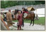 Podzamcze - konny