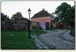 Poznań - dojście do zamku