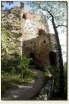 Proszówka - wejście do zamku