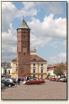 Pułtusk - wieża na rynku