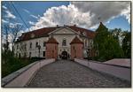 Pułtusk - brama wejściowa