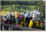 Rabsztyn - knights tournament