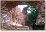 Radziki Duże - mury